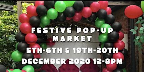 Festive Pop Up Market tickets