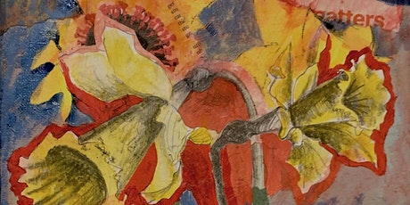 Art Cubism - make a Cubist collage and study early Picasso Cubist style. tickets