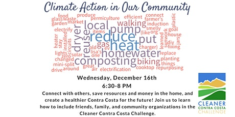 Climate Action in Our Community tickets
