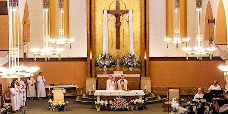 Visitation Daily Mass Registration 11/23 - 11/27 tickets
