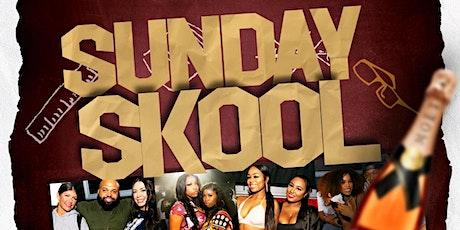 Sunday Skool - The return of  Sidebar Sundays tickets