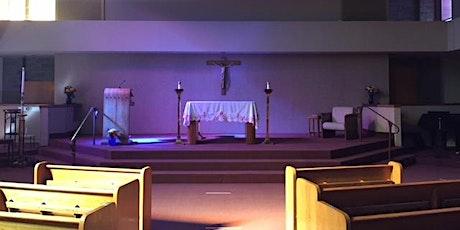 Mass at St. Rose November 25-December 13 tickets