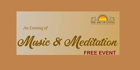 Celebrate Thanksgiving with Indian Devotional Music and Meditation tickets