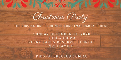 Kids Nature Club Christmas Party tickets