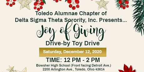 Joy of Giving - Toy Drive tickets