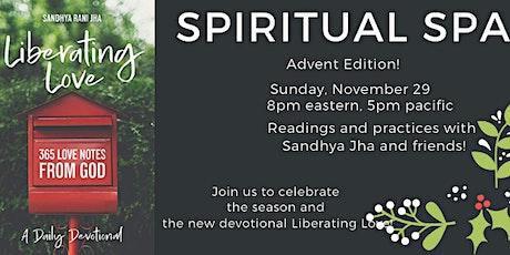 Spiritual Spa - Advent Edition! tickets
