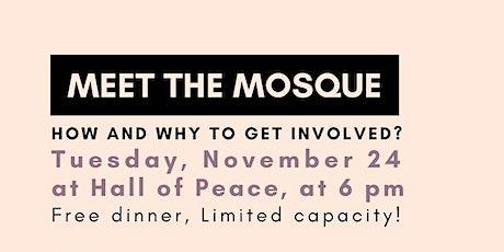 Meet The Mosque tickets