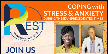 """MEET THE PROFESSIONALS""  - COPING WITH ANXIETY & STRESS tickets"