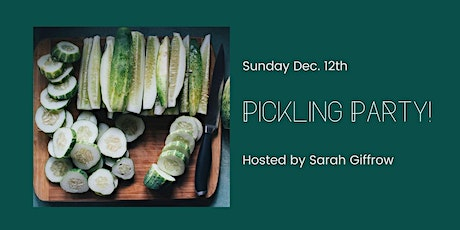 Pickling Party