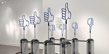 Show of Hands: Caroline Del Giudice Solo Exhibition Viewing Hours tickets