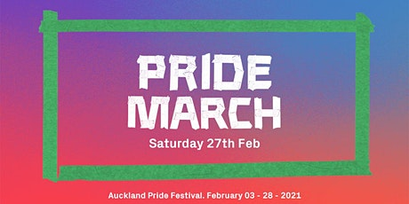 Auckland Pride March tickets