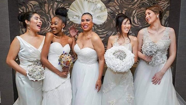 T Rose International Bridal Shows Richmond 2021 **NOW VIRTUAL** image