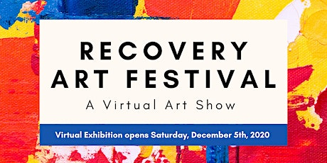 Recovery Art Festival tickets