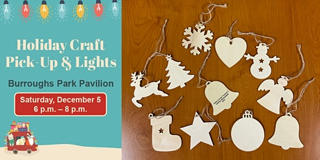 Harris County Precinct 4's Craft Pick-up and Holiday Lights tickets