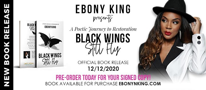 Black Wings Still Fly: Book Release image
