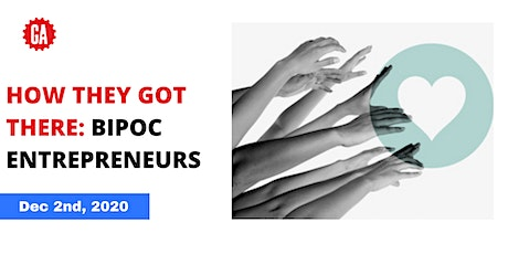 How They Got There: BIPOC Entrepreneurs tickets