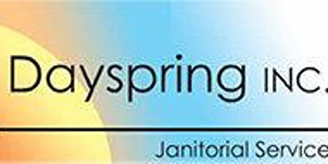 Dayspring Janitorial, Inc. Virtual Hiring Event! tickets
