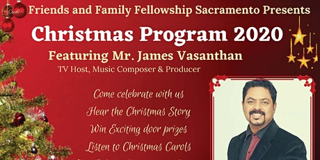 Christmas Program 2020 tickets