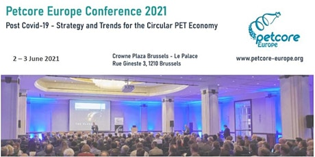 Petcore Europe Conference 2021 billets