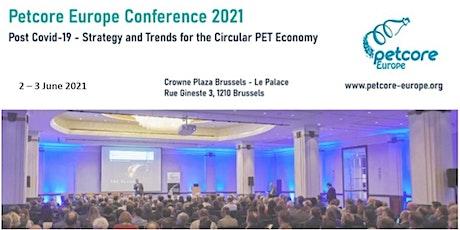 Petcore Europe Conference 2021 entradas