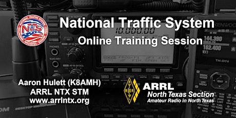 National Traffic System (NTS) Training - January 16, 2021 tickets