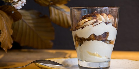 The Authentic Italian Tiramisú - Online Cooking Class by Chef Marc tickets