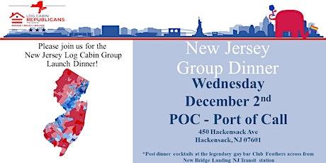 LCR NJ Launch Dinner tickets