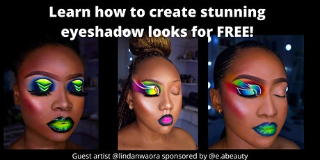 FREE Eyeshadow Application Live Demo tickets