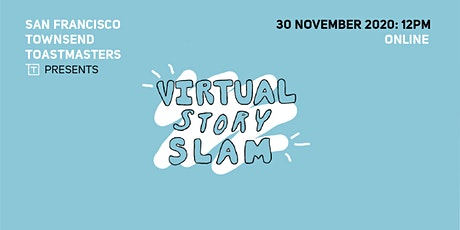 Virtual Story Slam: Personal Stories tickets