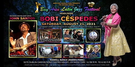 The Second Annual Bay Area Latin Jazz Festival tickets