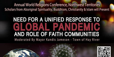 Need for a Unified Response to Global Pandemic & Role of Faith Communities tickets