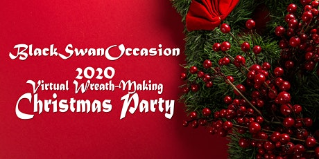 Virtual Wreath-Making Christmas Party tickets
