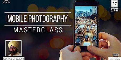 MOBILE PHOTOGRAPHY - GURPREET GULATI tickets