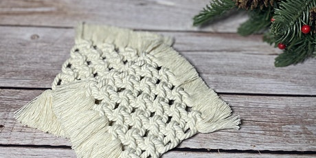 Crafts and Craft Beer - Virtual Macrame Class tickets