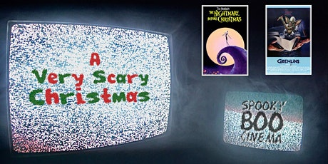 A Very Scary Christmas: An Atmospheric Double Feature tickets