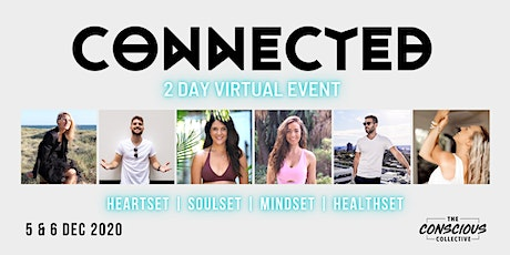 CONNECTED - 2 day virtual event tickets