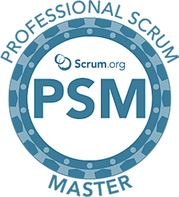 PROFESSIONAL SCRUM MASTER TRAINING image
