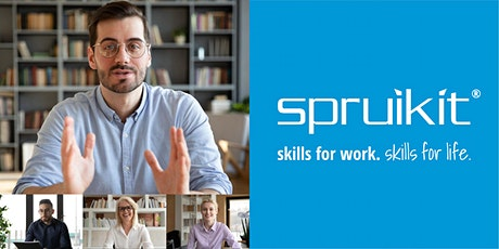 Spruikit Presentation Skills Training - Online tickets