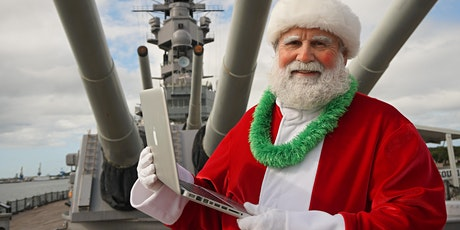 Zoom for a Cause with Santa Claus tickets