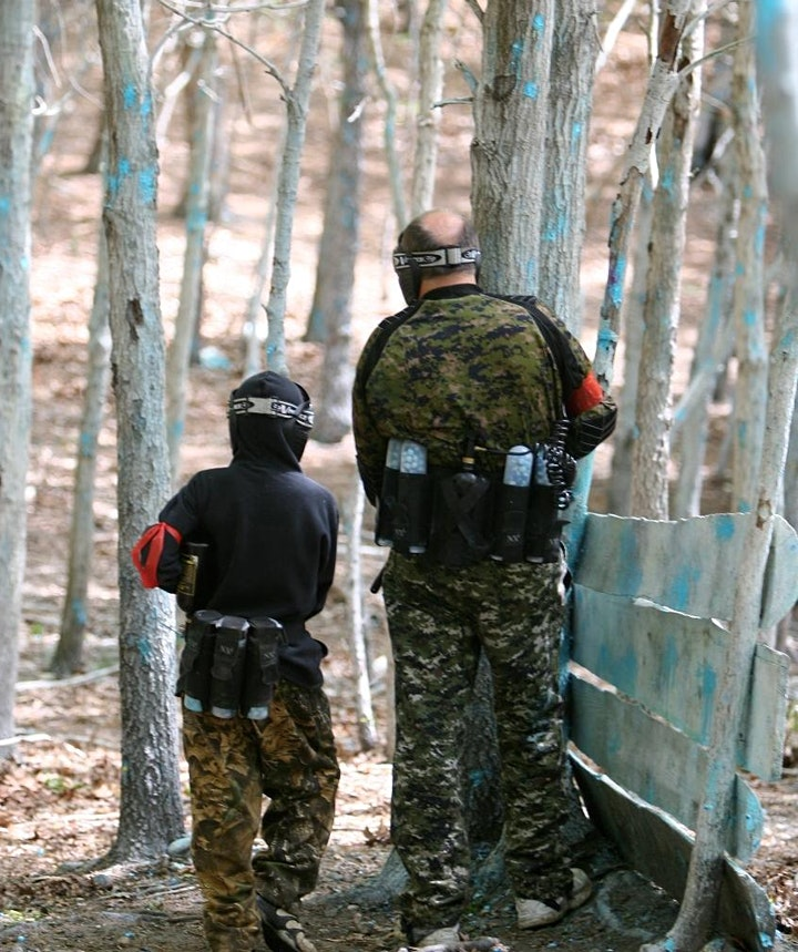 Paintball Deal- Group Discount- $5 per player-  Use Any Day! image