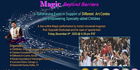 Magic Beyond Barriers tickets