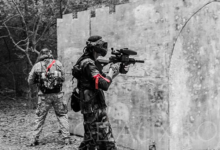 Paintball Deal- $5/player- Individual or group, Any Weekend. image