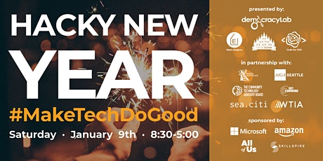 Hacky New Year 2021! tickets