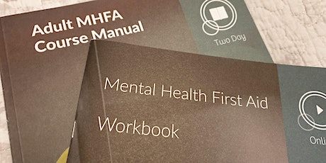 Mental Health First Aid (England) Adult tickets