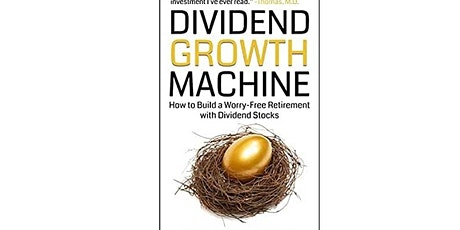 Book Review & Discussion : Dividend Growth Machine tickets