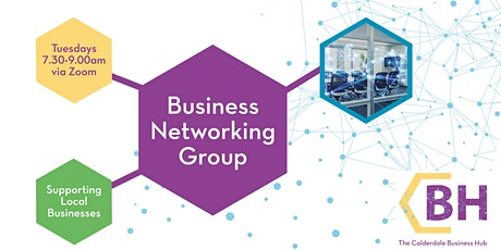 Calderdale Business Hub Networking Event tickets