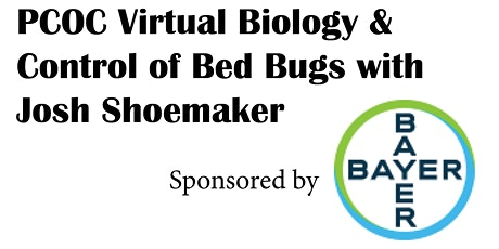 PCOC Virtual Bed Bugs - 1/13/2021 @ 11:00 am - 12:20 pm boletos