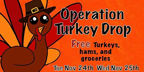 HH x V5 Present: Operation Turkey Drop tickets