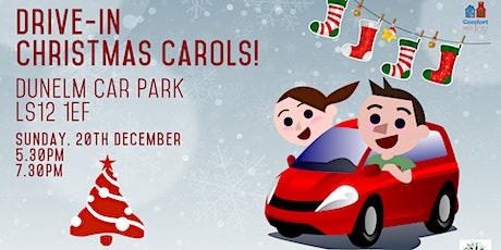 Drive in Carol Service, 7.30pm! tickets