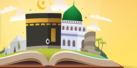 Seerah for Kids - ONLINE  (Online | Sundays | 11-11.30am)